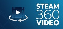 Steam 360 Video Player
