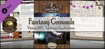 Fantasy Grounds - Deadlands Reloaded: Grim Prairie Tales