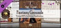 Fantasy Grounds - Deadlands Reloaded: The Flood