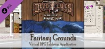 Fantasy Grounds - Deadlands Reloaded: Blood Drive 3