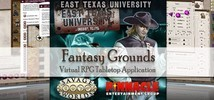 Fantasy Grounds - Savage Worlds: ETU - East Texas University