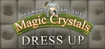 Secret of the Magic Crystals - Dress Up