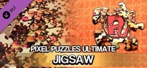 Pixel Puzzles Ultimate - Puzzle Pack: Jigsaw