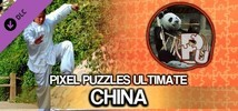 Pixel Puzzles Ultimate - Puzzle Pack: China