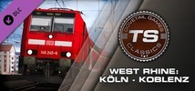 Train Simulator: West Rhine: K ln - Koblenz Route Add-On