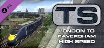 Train Simulator: London-Faversham High Speed Route Add-On
