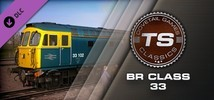 Train Simulator: BR Class 33 Loco Add-On
