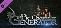 ePic Character Generator - Season #2: Female Post-apocalyptic