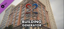 S2ENGINE HD - Building Generator
