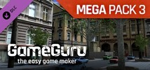 GameGuru Mega Pack 3