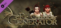 ePic Character Generator - Season #1: Dwarf Female