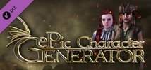 ePic Character Generator - Season #2: Female Pirate