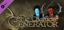 ePic Character Generator - Season #2: Male Supernatural