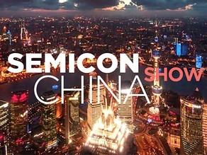 SEMICON CHINA 2021!