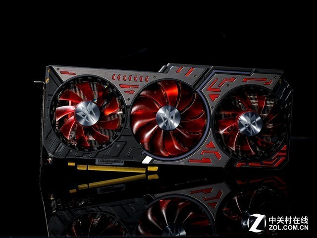 影驰GeForce RTX 2060 6G GAMER