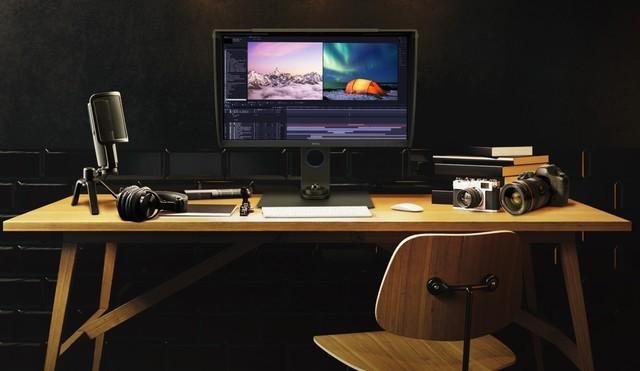 凤凰彩票会员登录平台,亮度均匀色温一致 明基SW270C专业摄影显示器