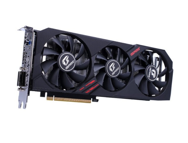 七彩虹iGame GeForce RTX 2060 Ultra京东热销中