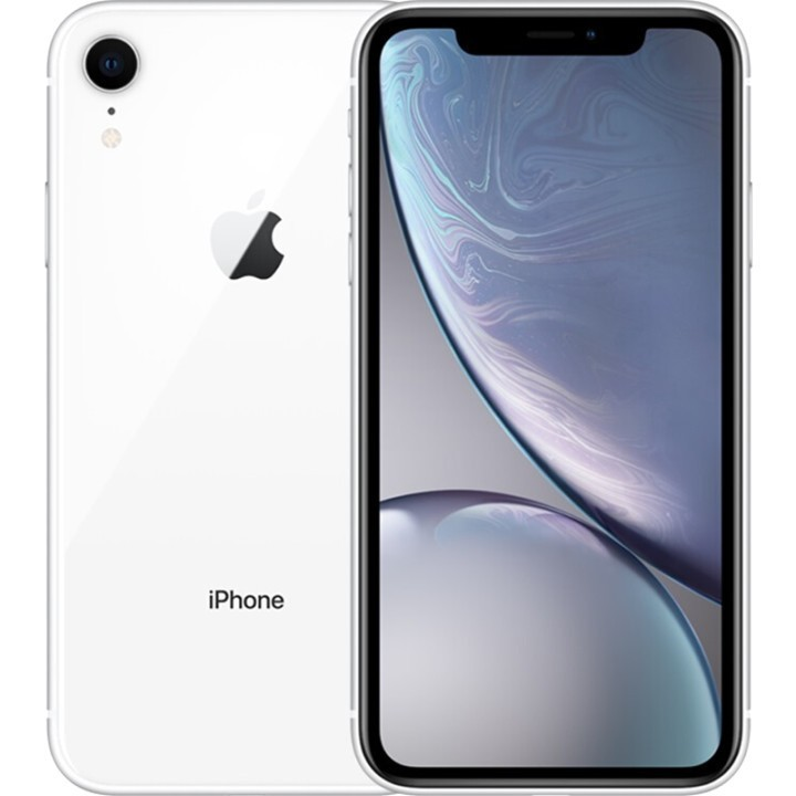 苹果Apple iPhone XR 全网通4G手机 白色 4G全网通 128G图片