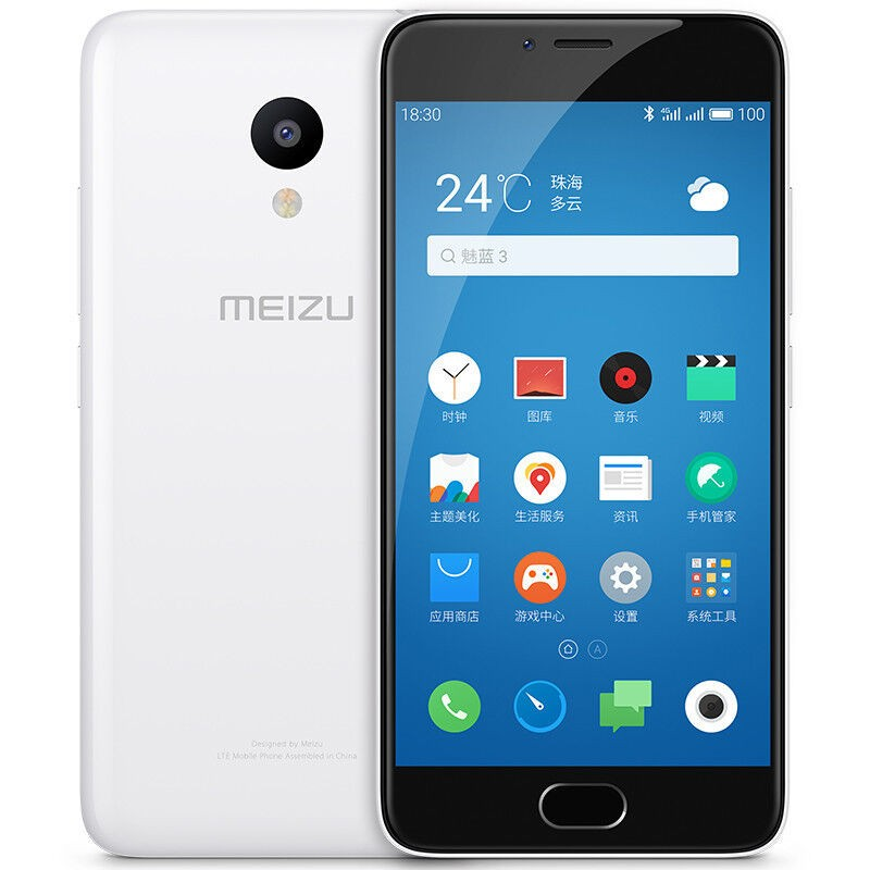 Meizu/魅族 魅蓝3 移动版原装全新移动联通双4G智能手机双卡双待图片