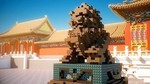 游戏打造虚拟故宫 3D打印畏缩紫禁城放故宫展览