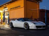 Ferrari 458 Liberty Walk 宽体的法拉