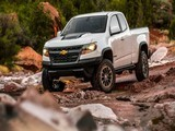 雪佛兰Chevrolet Colorado ZR2图赏