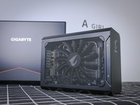 超极本玩3A 技嘉RTX 2070 GAMING BOX评测