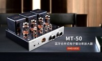 Cayin蓝牙合并式电子管功放MT-50正式上市