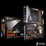 鹰眼雷达 技嘉Z370 AORUS Gaming 7促销