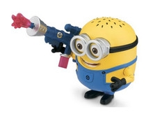 《Despicable Me 2》激光枪版小黄人