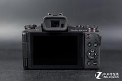 佳能相机评测:佳能G1 X Mark III评测