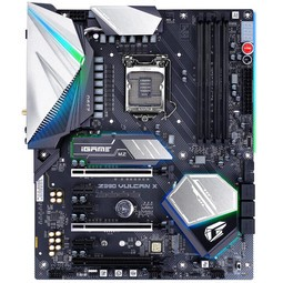七彩虹(Colorful)iGame Z390 Vulcan X V20 电竞游戏主板 (Intel Z390/LGA1151)