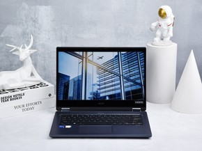 Acer TravelMate  Spin P4商务本美图赏