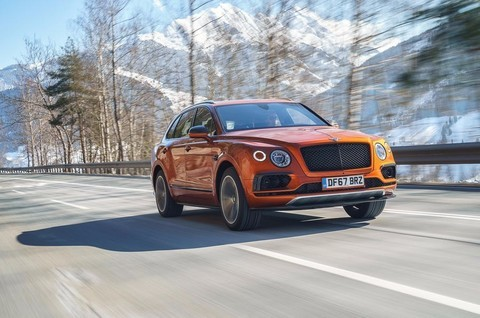 Bentley Bentayga V8 价格更实惠