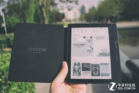 全新Kindle Oasis评测 理想阅读的再次进化