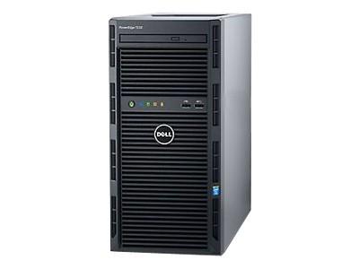 强大可靠塔式服务器 戴尔T130西安热卖
