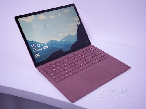跨越式的性能提升微软Surface Laptop2促