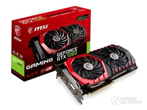 GeForce GTX 1080 GAMING成都报4650