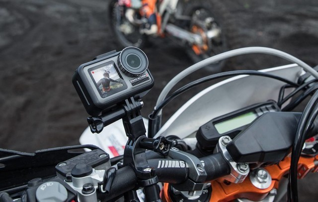 GoPro惨了!大疆发布Osmo Action相机
