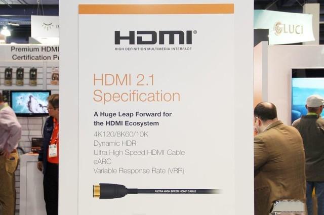 "HDMI 2.1才是通往""新视界""大门的钥匙"