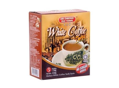 马来西亚进口 益昌老街1+1白咖啡 150g