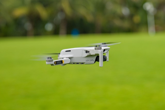 大疆Mavic Mini 一台小白能直接上手的航拍小飞机