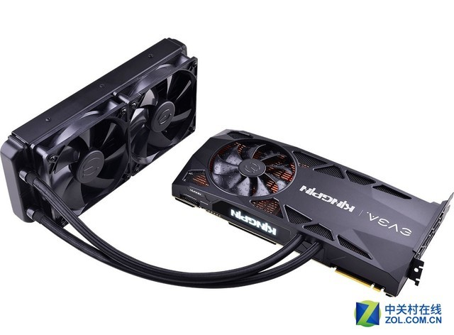 EVGA GeForce RTX 2080 Ti KINGPIN发布