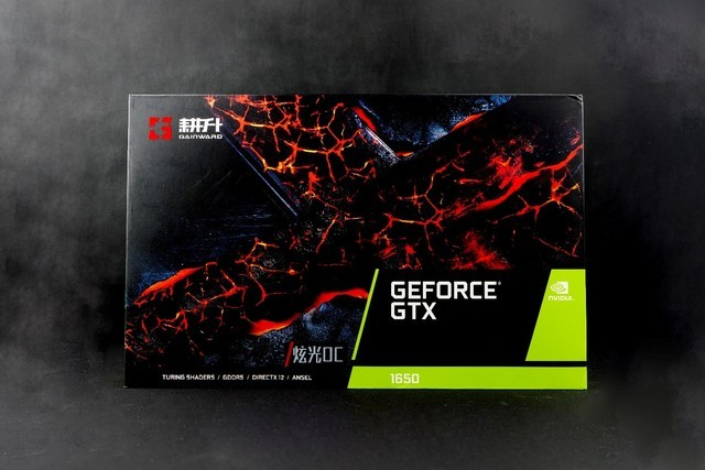 耕升16系列GeForce GTX1650风光来袭