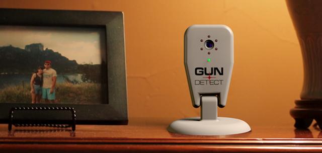 减少枪击危险 检测持枪窃贼的摄像头(剑锋审核,先不发)