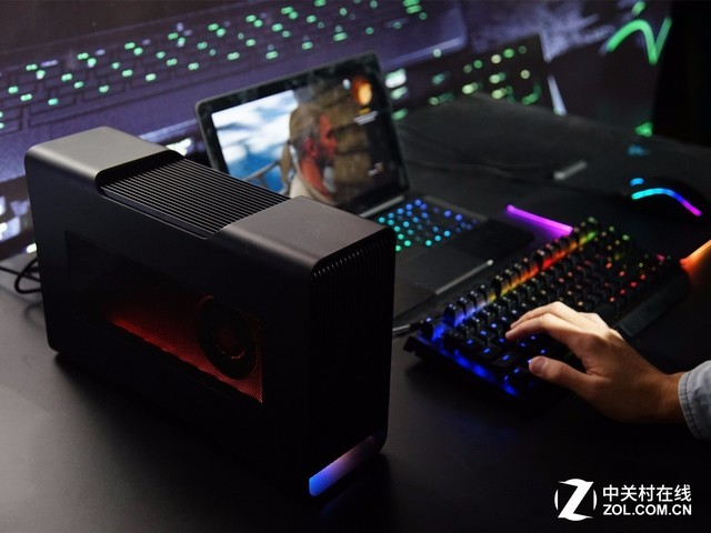 超极本变身游戏本的秘诀 AORUS GTX1070 GAMING BOX评测