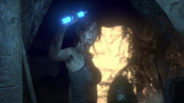 《古墓丽影:暗影》情报 劳拉已变成熟