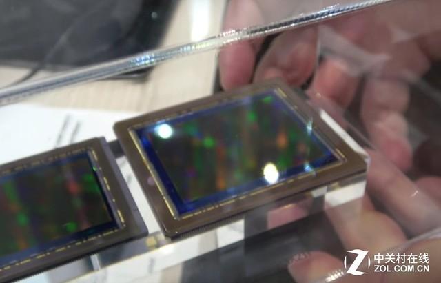 1亿像素长啥样 索尼中画幅CMOS现身