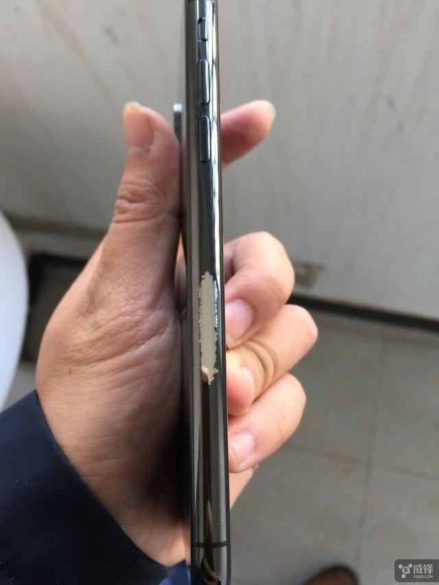 "iPhone X陷""掉漆门"""