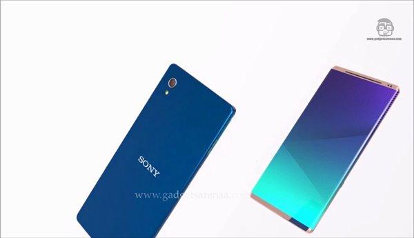 索尼Xperia X Ultra概念设计手机
